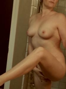 seksi napaljena